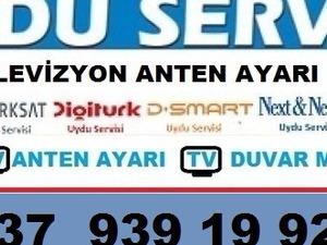 televizyon anten  servisi