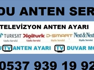 UYDU TELEVİZYON SERVİSİ