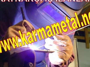 Karma Metal-Kaynakçı Ustaları Elemanları İş İlanı İlanları Kaynakçılar Aranıyor esenyurt