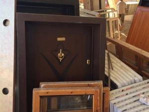 2, el kereste ahşap kapı pimampen çelik kapı
