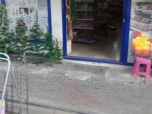 Karşıyaka Satılık işyeri Panjur