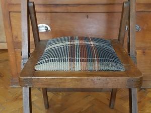 antika el yapımı ceviz sandalye