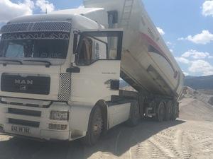 Kiralık tır ve kamyonlar