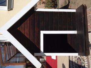 Satılık köpek kulübesi en :80 cm x boy:80 cm, Yük:130