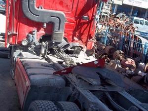 Scania çıkma orjinal yedek parçaları