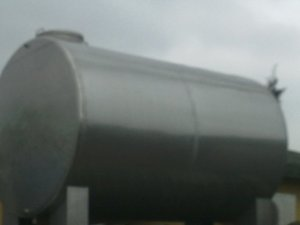 krom tank imalatı süt depolama tankları