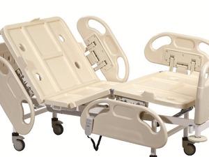 Elektrikli Hasta Karyolası 2 Motorlu ABS Kaplamalı