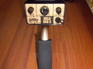 2 el kullanılmış fişher gold bug 2 çift başlıklı lidededektör