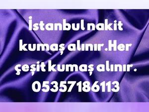 istanbul top kumaş alınır