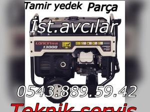 istanbul jeneratör bahçe makinaları tamir onarım