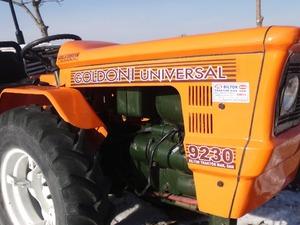 satlık 230 goldoni üniversal bahçe traktörü