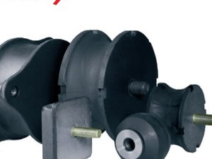 hamm rubber buffers 1524771 hamm spare parts