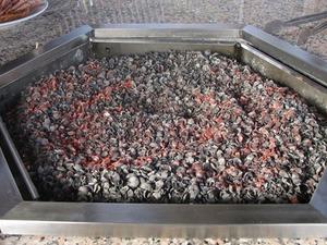 Satılık fındık kabuğu kömürü