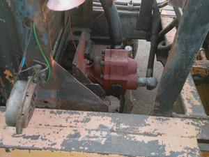 Satılık ters traktör yükleyici kepçe