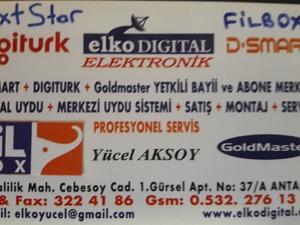 Antalyanın her bölgesine uydu çanak montaj servis hizmeti