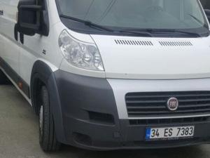 Şoförlü kiralık panelvan