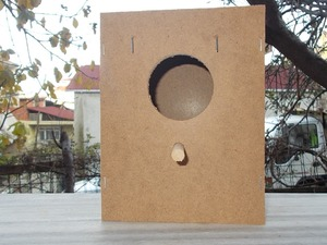 Satılık muhabbet kuşu yuvalığı ev tipi