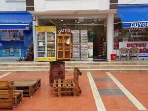 Mezitli Dükkan & mağaza 80 m²