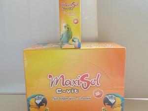 Satılık maxisol c-vit kuş vitamini