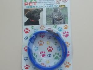fx pet kedi ve ufak köpek bit pire tasması 35 cm