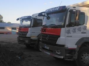 kiralık çift çeker kamyon