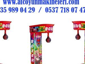 boks makinası kiralama ücretsiz