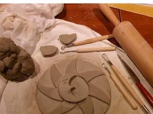 çocuk seramik ve mozaik kursu