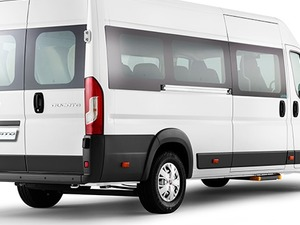 türkkar 53 den kiralık dukato minibüsler