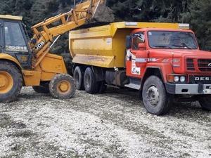 kiralık onteker kamyon as950