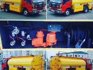 gök-er otomotiv diyarbakır 2000 npr66 tanker santrafiş sayaçlı