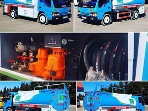 gök-er otomotiv gaziantep 2005 npr66 tanker santrafiş sayaçlı