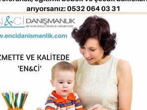 İstanbul Geneli Bebek bakıcısı temin edilir | Enci Danışmanlık