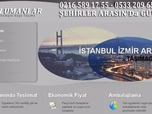 İSTANBUL - BURSA PARÇA EŞYA TAŞIMA
