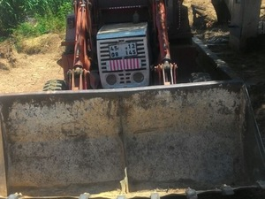 traktör iş makinası ruhsatlı