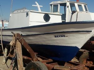 7 metre özel tekne full bakımlı