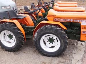 satlık 230 goldoni bahçe traktörü
