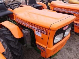 28 lik goldoni bahçe traktörü