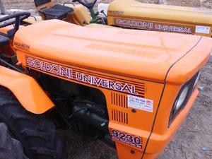 230 goldoni bahçe traktörü