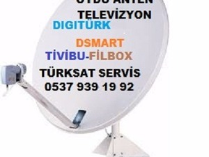 tuzla uydu servisi