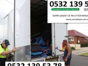 istanbul avrupa yakası evden eve nakliyat taşımacılık