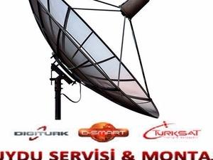 Uydu montaj.anten ayar