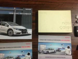 Civic Hatchback 1.6 i-DTEC Sport (Honda Garantisi devam ediyor.)