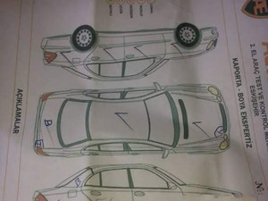 Opel Astra 1.6 CD 1998 MODEL FULL SANRUFF acil