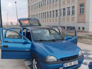 Otomatik Vites Opel Corsa 1.4 GLS
