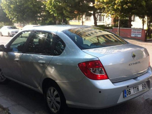 2011 modeli Renault Symbol 1.2 Expression