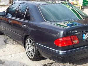 1999 modeli Mercedes Benz E 200 Avantgarde Komp.
