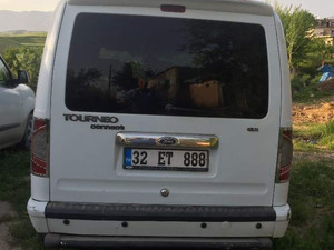 1. sahibinden Ford Tourneo Connect 110PS GLX
