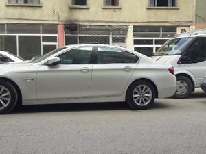 1. sahibinden BMW 5 Serisi 520i