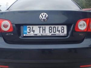 Tiptronic Vites Volkswagen Jetta 1.4 TSi Comfortline