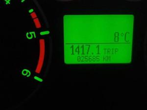 sorunsuz Ford Tourneo Connect 90PS